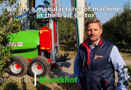 Munckhof Fruit Tech Innovators launches High-Precision Fruit Cultivation Technology for its Spraying Systems