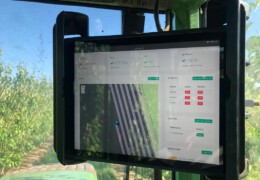 Munckhof Fruit Tech Innovators and Agromanager start collaboration for automatic data management and spray registration